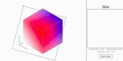 Cube Slicing Goes Slice