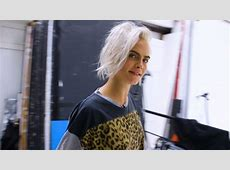 Watch Glamour Cover Shoots Cara Delevingne 8 Looks, 1