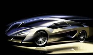 Exotic New Car  Having One Of The Fastest Street Cars In