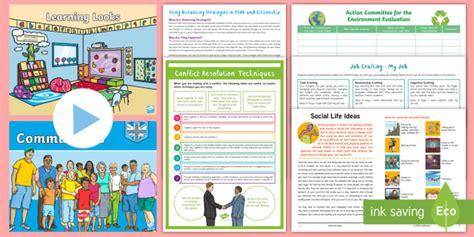 * New * Free Ks2 Twinkl Life Taster Resource Pack Wellbeing
