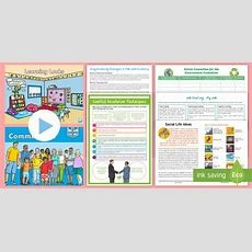 * New * Free Ks2 Twinkl Life Taster Resource Pack Wellbeing