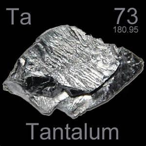 10 Interesting Tantalum Facts | My Interesting Facts