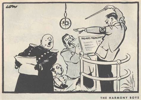 10 Anti-nazi David Lowe Cartoons