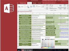 Microsoft Access 2016 Advanced – Oaks Training