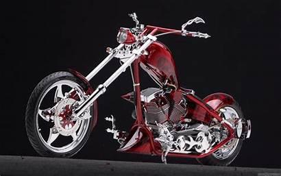 Custom Chopper Harley Davidson Screensavers Wallpapers Mac