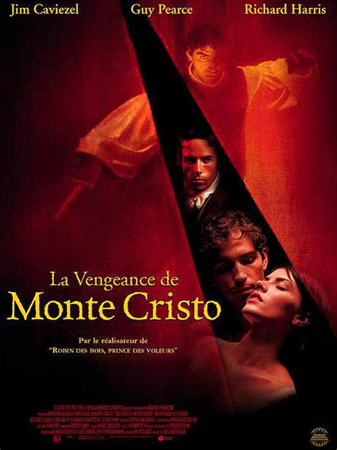le conte de monte cristo the count of monte cristo review trailer teaser poster dvd
