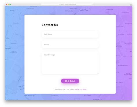 top 20 free html5 css3 contact form templates 2019