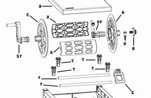 Suncast Hose Reel In  U0026 Out Tube Parts