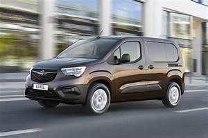 Peugeot  Citroen And Vauxhall Unveil New Van Siblings