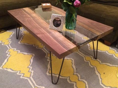 how to make a live edge table live edge river coffee table