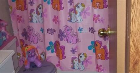 pony bathroom  kids pinterest pony