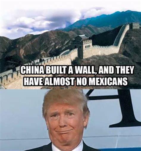 Trump Wall Memes - donald trump meme politicalmemes com