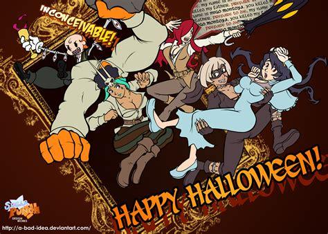 happy halloween  skullgirls norematch