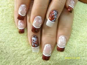 Elegant nail art cute nails