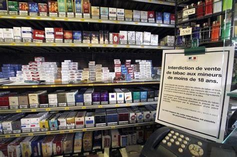 prix bureau de tabac la vente du tabac r 233 gul 233 e par des licences dans les d 233 partements d outre mer l express