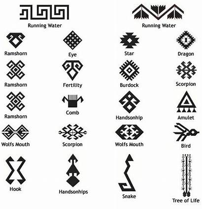 Symbols Mayan Tribal Meanings Tattoo Meaning Designs