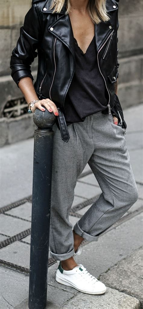If Femenine Is Not Your Style, These Outfits Are What You ...