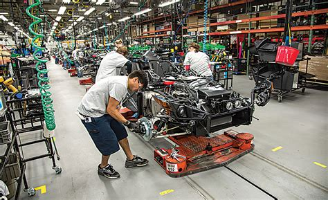 assembly plant   year flexibility shines bright