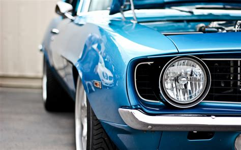 Ford Mustang Muscle Car Wallpaper