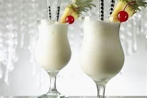 Frozen Pia Colada Rum Cocktail Recipe