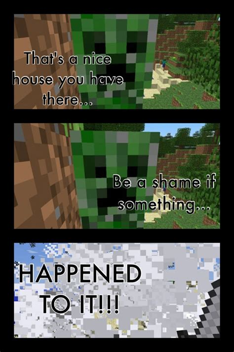 Creeper Meme Generator - lol creeper worst minecraft mod ever to exist other than endermen 0 o made by me