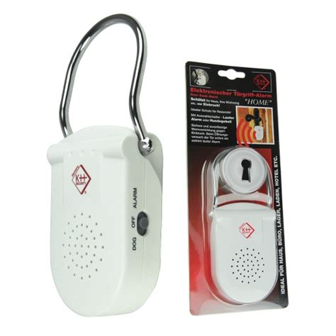 Der Innovative Schluessellose Tuergriff by Kh Security Elektronischer T 252 Rgriff Alarm Quot Home Quot Die