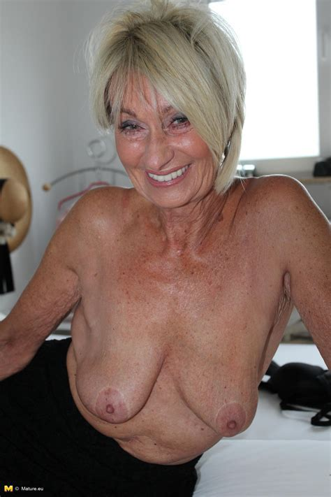 In Gallery Beautiful Yo Blond Granny Franziska Has A Hairy Pussy Picture