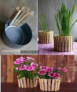 Cache Pot Interieur : cache pot fait maison voici 20 id es cr atives n 5 14 ~ Premium-room.com Idées de Décoration