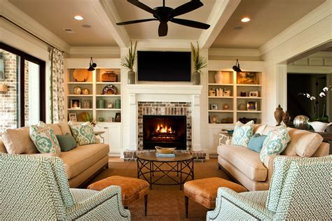 The Living Room Is The Soul Of The Home Whether You