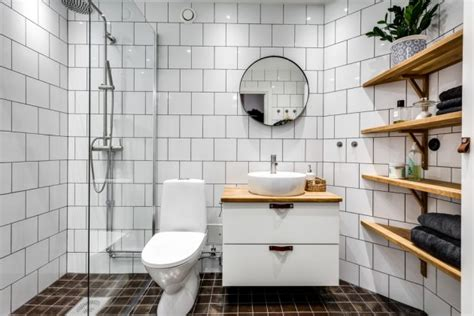 Kitchen Shower Ideas - 17 stunning scandinavian bathroom designs you 39 re going to love