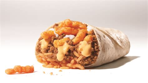 Taco Bell Testing Cheetos Burritos And Walking Nachos In A
