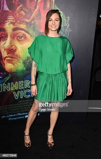 Premiere Of Warner Bros Pictures Inherent Vice Red Carpet ...