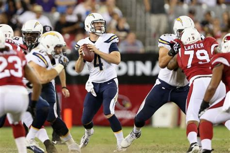 Arizona Cardinals Vs. San Diego Chargers