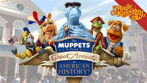 The Muppets present Great Moments in American History ...