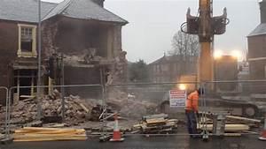 Demolition: Pictures   Border - ITV News