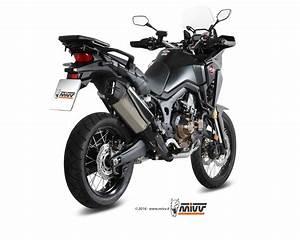 Honda Crf 1000 : tubo elimina kat honda crf 1000 l africa twin mivv ~ Jslefanu.com Haus und Dekorationen