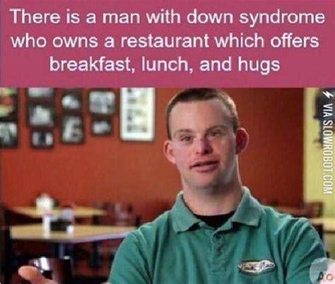 Breakfast Meme - and hugs