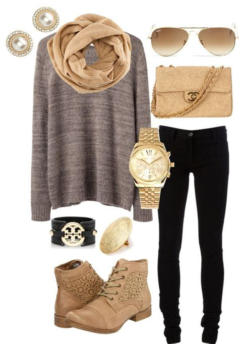Cute And Fashionable Winter Outfit Ideas For Women