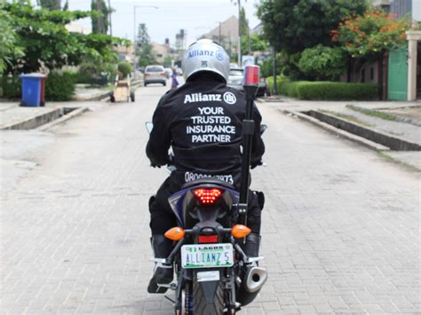 We encourage #nigerians to explore life to the fullest knowing that #allianz is there as their trusted #insurance partner. Allianz Nigeria unveils new sport bikes to boost rapid response service for customers » YNaija
