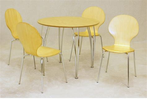 small round table and chairs small round beech wooden dining table and 4 chairs