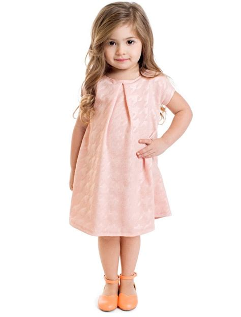 pink chloe modest  girls dress junie blake