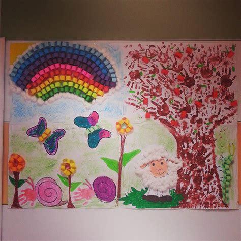 bulletin boards for kindergarten preschoolplanet 997 | spring bulletin board ideas preschool