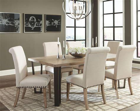 modern vintage rustic pine dining room set  donny osmond