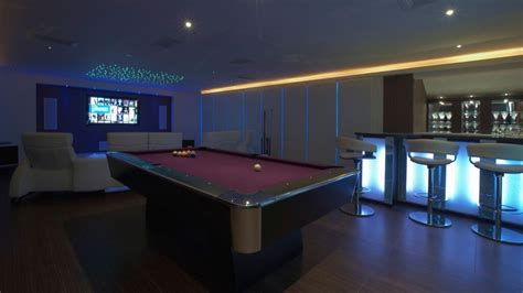 games room home cinema sheffield south yorkshire