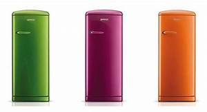 Beautiful Refrigerators in Attractive Colors for Modern ...