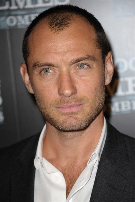 jude law hairstyle hair