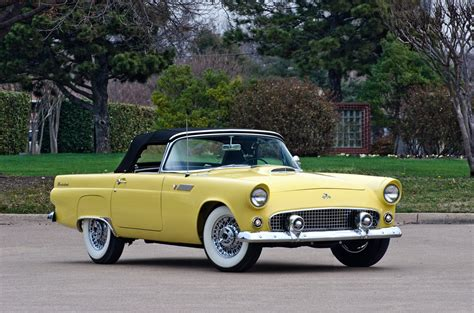1955 Ford Thunderbird Custom Vizualtech Wallpapers