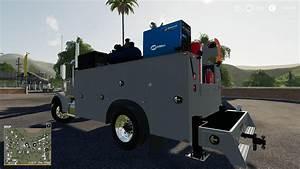 Fs 19 Freightliner Service Truck V1 0