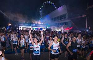 Running: Sundown Marathon Singapore attracts 30,000 ...