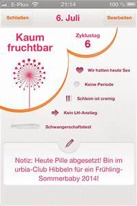 Eisprung Berechnen Urbia : die urbia eisprungkalender app ~ Themetempest.com Abrechnung